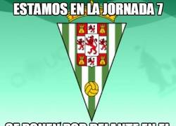 Enlace a Córdoba, ya era hora