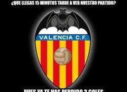 Enlace a El Valencia da la sorpresa ante el Atleti