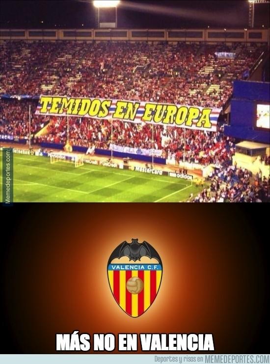 394860 - Temidos en Europa, no en Valencia