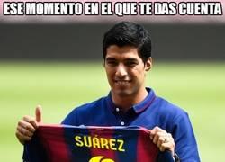 Enlace a Ya queda menos para ver a Suárez. La espera ha sido larga
