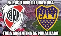 Enlace a Hoy toda Argentina se va a paralizar