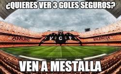 Enlace a Quien visita Mestalla, se lleva 3 seguro