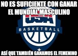 Enlace a Lo de EEUU y el baloncesto es otra historia