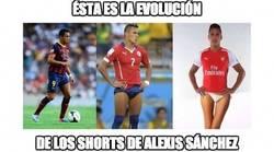 Enlace a La evolución de Alexis Sánchez