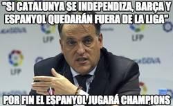Enlace a Por fin el Espanyol jugará champions