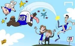 Enlace a Balotelli dice adiós a la selección italiana