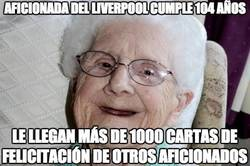 Enlace a Betty Musker, you'll never walk alone