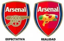Enlace a El nuevo escudo del Arsenal