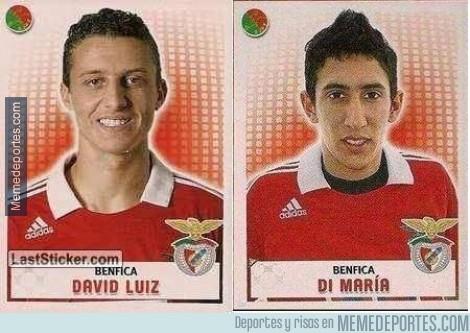 396386 - Hace no mucho en el Benfica...