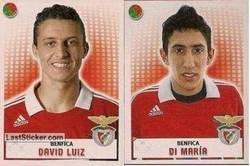 Enlace a Hace no mucho en el Benfica...