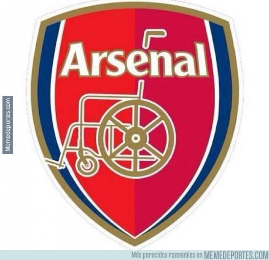 396562 - El nuevo escudo del Arsenal