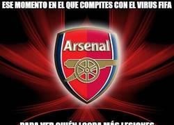 Enlace a Arsenal vs Virus FIFA