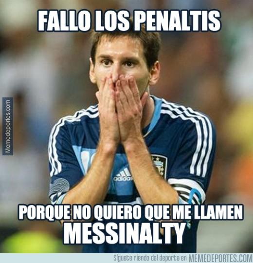 397296 - La excusa de Messi