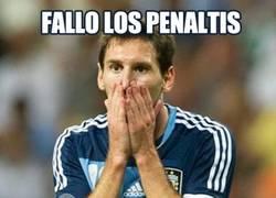 Enlace a La excusa de Messi