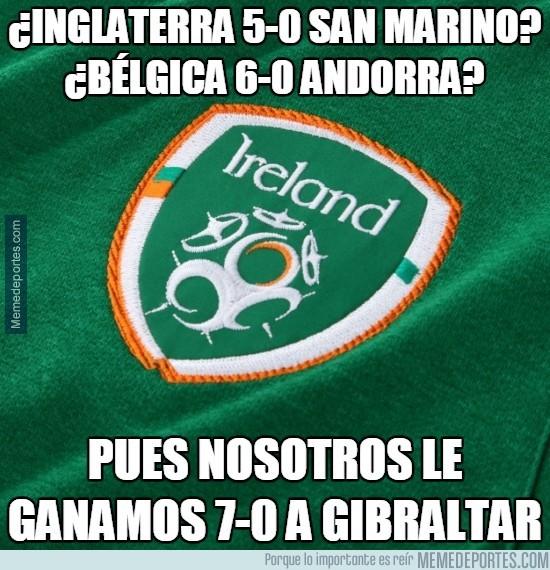397440 - ¿Inglaterra 5-0 San Marino? ¿Bélgica 6-0 Andorra?