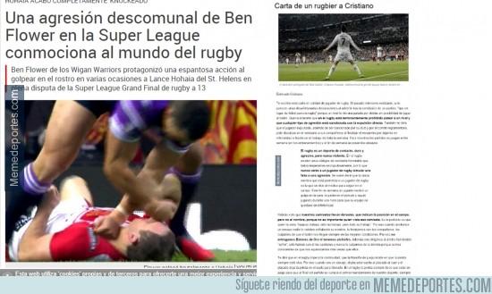397563 - Y así es como Ben Flower arruinó su credibilidad tras su enorme lección a Cristiano Ronaldo