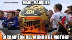 Enlace a Marc Márquez haciendo historia una vez más