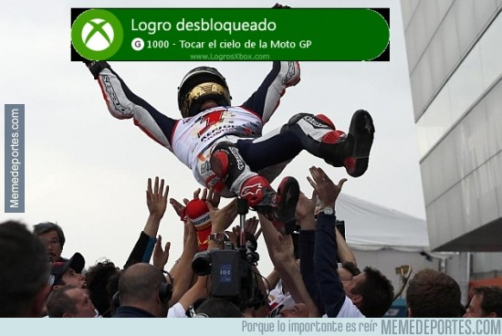 397631 - Marc Márquez sigue desbloqueando logros