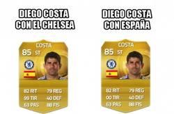 Enlace a La puntería de Diego Costa