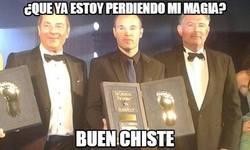 Enlace a Iniesta Golden Foot 2014