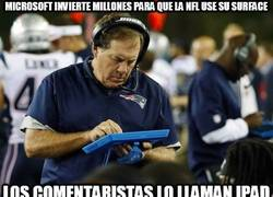 Enlace a Microsoft invierte millones para que la NFL use su surface