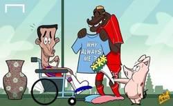 Enlace a Balotelli trae un regalo especial a Thiago