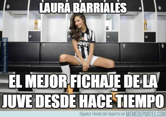 399305 - La española Laura Barriales, fichajazo de la Juve