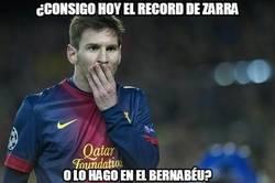 Enlace a Messi tiene un dilema. Ser o no ser
