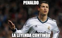 Enlace a Penaldo, la leyenda continúa