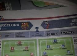 Enlace a Valdés vuelve a la titularidad con el Barça