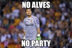 Enlace a No Alves, no party
