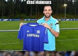 Enlace a Cesc Fàbregas y sus injertos milagrosos