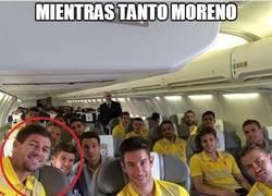 Enlace a Mientras tanto, Moreno
