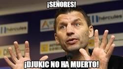 Enlace a ¡Señores! Djukic sólo estaba de parranda y ahora entrenará al Córdoba