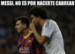 Enlace a Messi, no es por hacerte cabrear