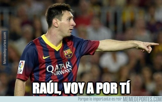 400888 - Messi, a sólo 2 de Raúl