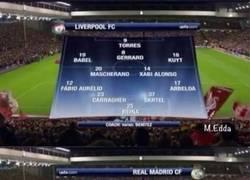 Enlace a La última vez que Liverpool y Madrid se enfrentaron