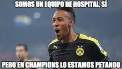 Enlace a El Borussia se transforma en Champions
