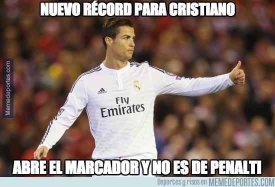 401381 - Nuevo récord para Cristiano
