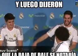 Enlace a Y luego dijeron que la baja de Bale se notaría