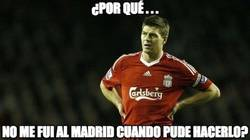 Enlace a Por qué no me fui al Madrid...