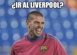 Enlace a ¿Ir al Liverpool?