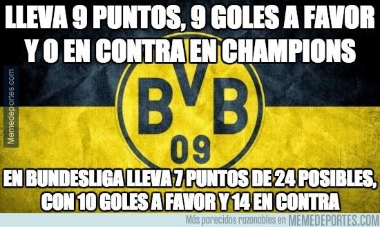 401671 - Lo del Borussia no lo entienda nadie