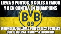 Enlace a Lo del Borussia no lo entienda nadie
