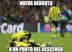 Enlace a Borussia, reacciona ya