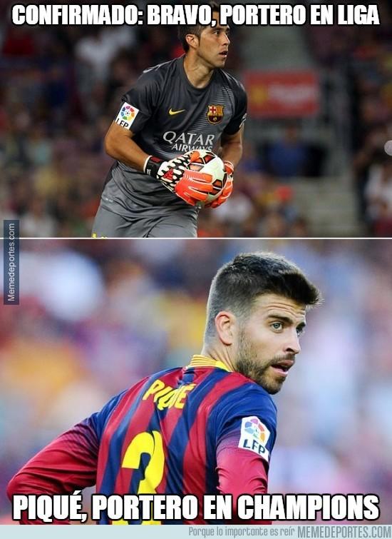 402732 - Ésta es la mejor opción para la portería del Barça