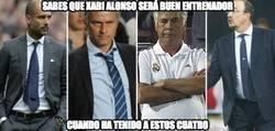 Enlace a Sabes que Xabi Alonso será buen entrenador...