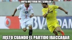 Enlace a ¡Vaya victoria del Sevilla!