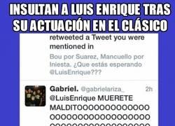 Enlace a Confunden a Luis Enrique con un cantante nicaragüense