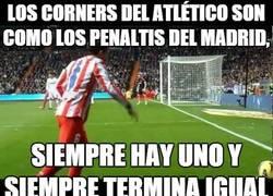 Enlace a Los corners del Atlético son como los penaltis del Madrid